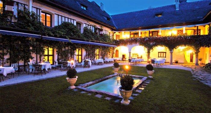 Restaurant Leon, Schloss Leonstain, Pörtschach