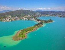 Wörthersee Facts - Wissenswertes über den See