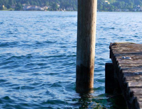 Die unerträgliche Leichtigkeit des Sees