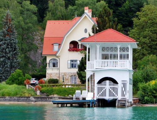 Wörthersee-Architektur: Liebeserklärung an die Vergangenheit