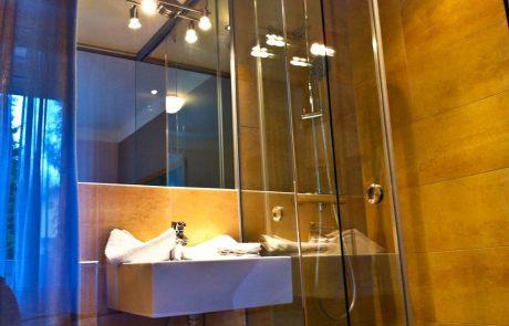 Pension Ria Einzelzimmer-Doppelzimmer Dusche