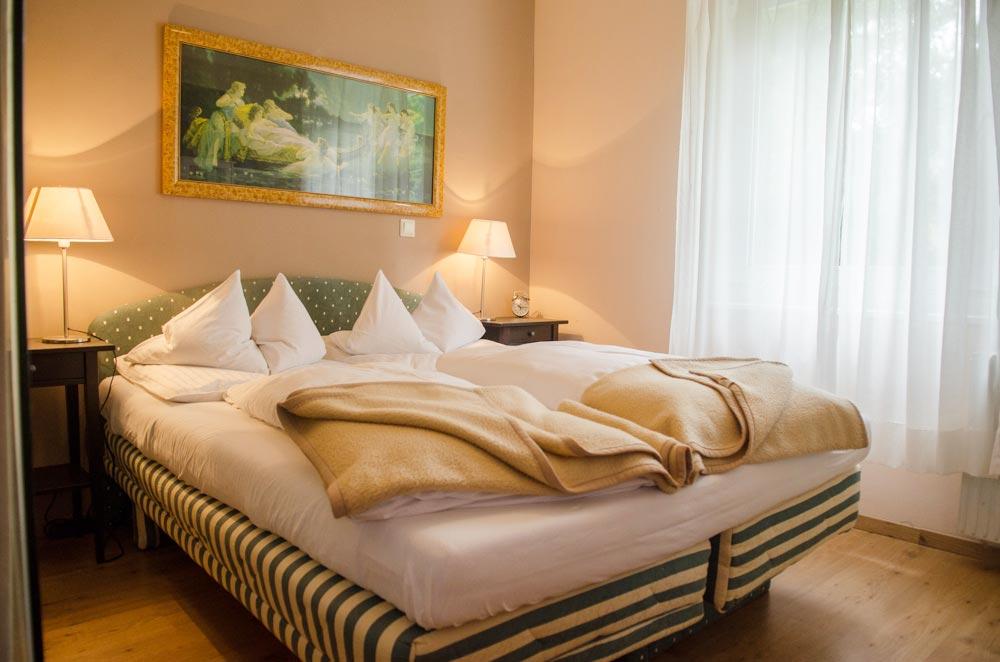 Pension Ria Einzelzimmer-Doppelzimmer Doppelbett