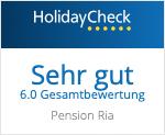 Pension Ria am Wörthersee HolidayCheck Bewertung