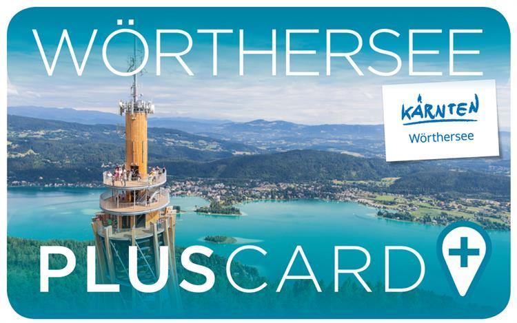 Inkludiert - Worthersee Plus Card, Wörthersee Plus Card inklusive